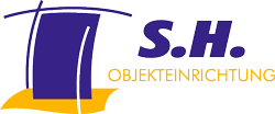 S.H. OBJEKTEINRICHTUNGEN Logo