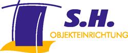S.H. OBJEKTEINRICHTUNGEN Logo